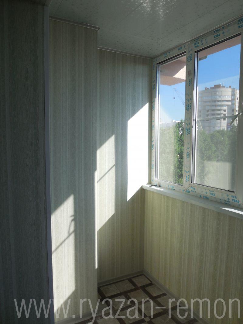 Фото рязанского объекта: балкон в рязани.